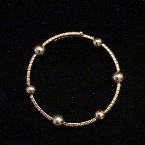 Merx Jewelry - Merx Gold/crystal Bracelet